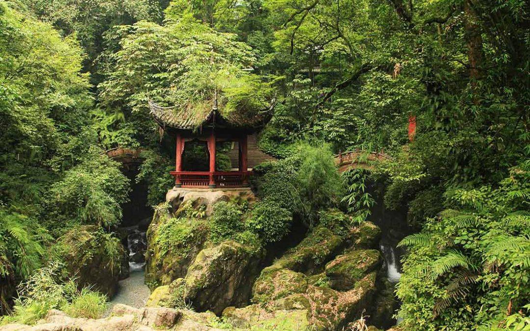 Mont Emei : Le Sichuan et Ton Sac est Si Lourd