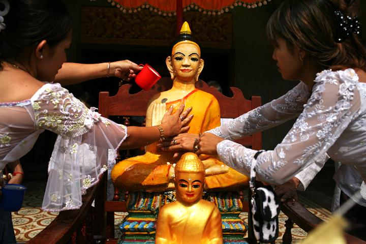 Nouvel An Cambodgien : Comment et où le célébrer au Cambodge