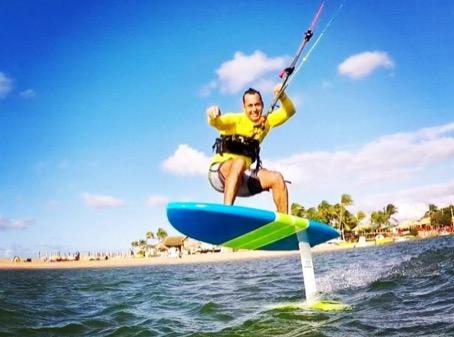Guide de voyage et de vacances pour le kitesurf