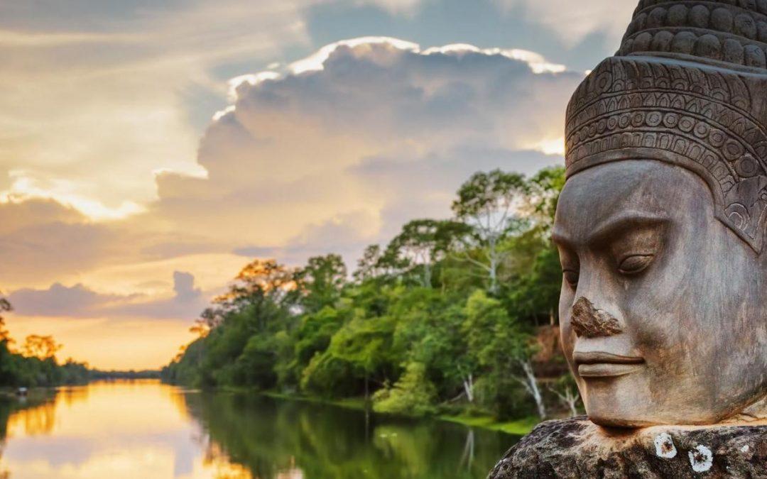 randonné au Cambodge